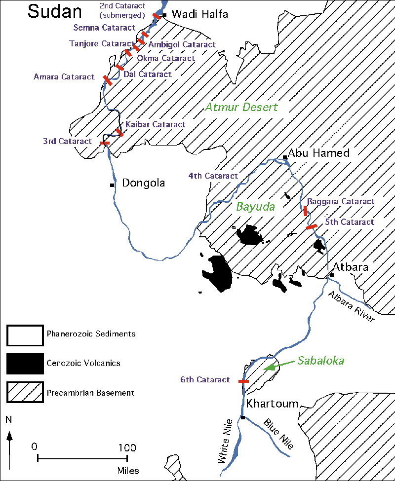 Geographic Setting Hydraulic Civilization on the Nile